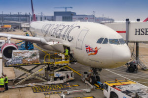 air freight services UK