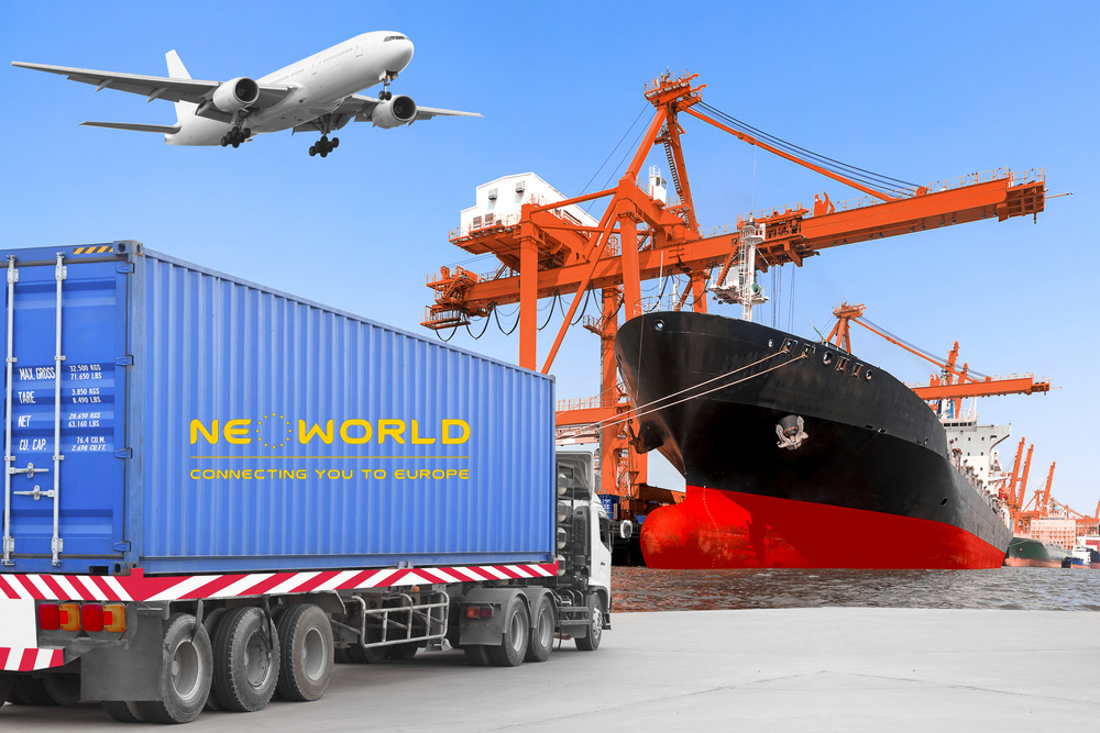 air freight companies UK